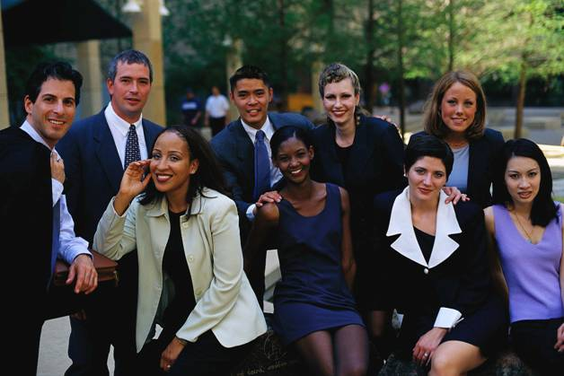 Australia MBA Students