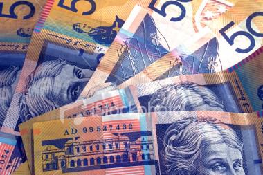 Australian Money - AUD