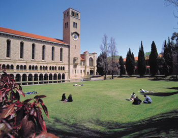beautiful australia university