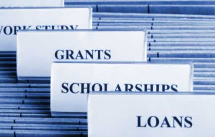 Financial Aid Options, Grants, Scholarships, Loans