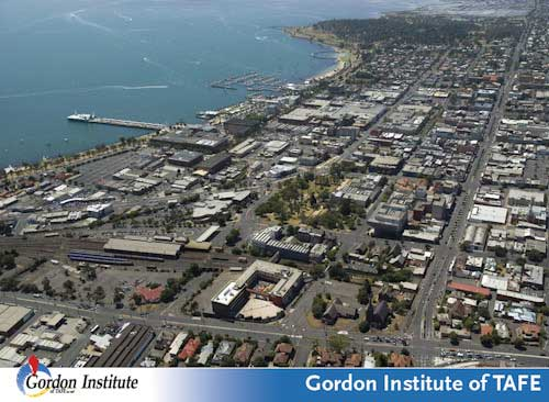 gordon institute of tafe sky view
