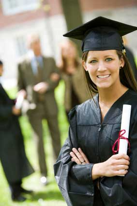 graduating australian mba student
