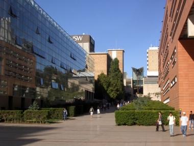 International Student Square