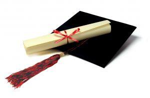 MBA Cap and Diploma