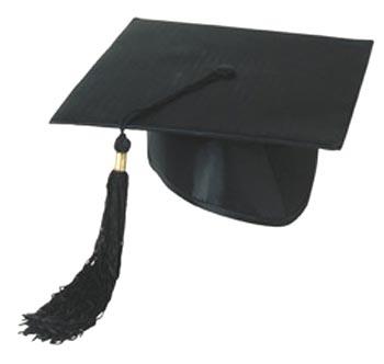 MBA Graduation Cap
