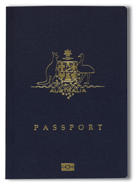 Passport for international travel