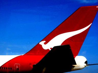 Qantas Airline Australia