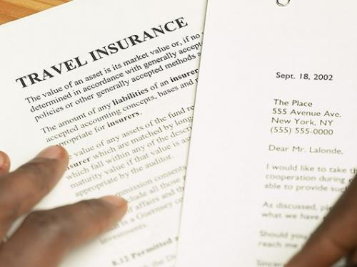 Travel Insurance Important Documents