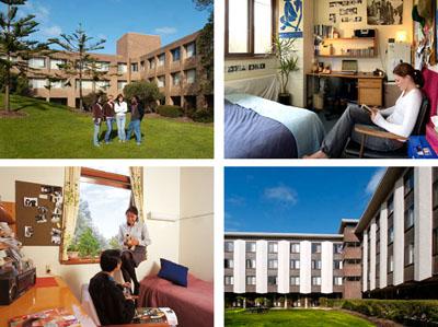 university student housing