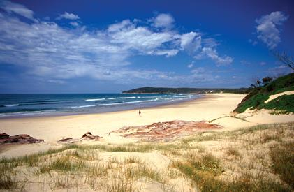 yamba_Beautiful_beach